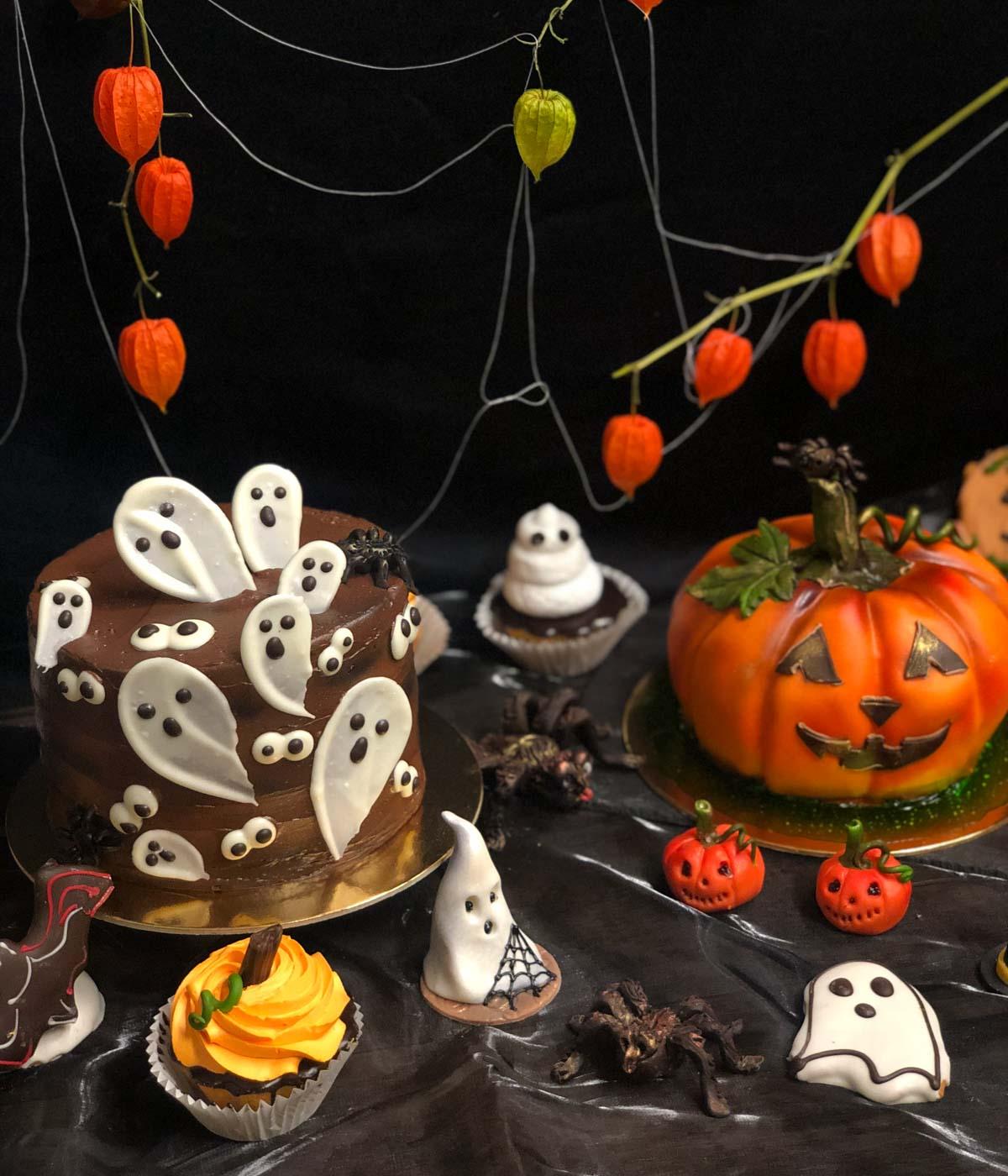 Helovino (Halloween) skanėstai