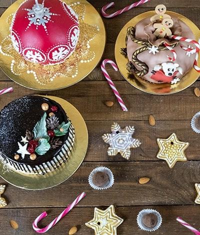 Kalėdiniai ir Naujametiniai skanėstai
