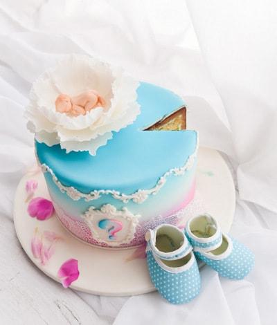 Krikštynų ir pirmosios komunijos tortai