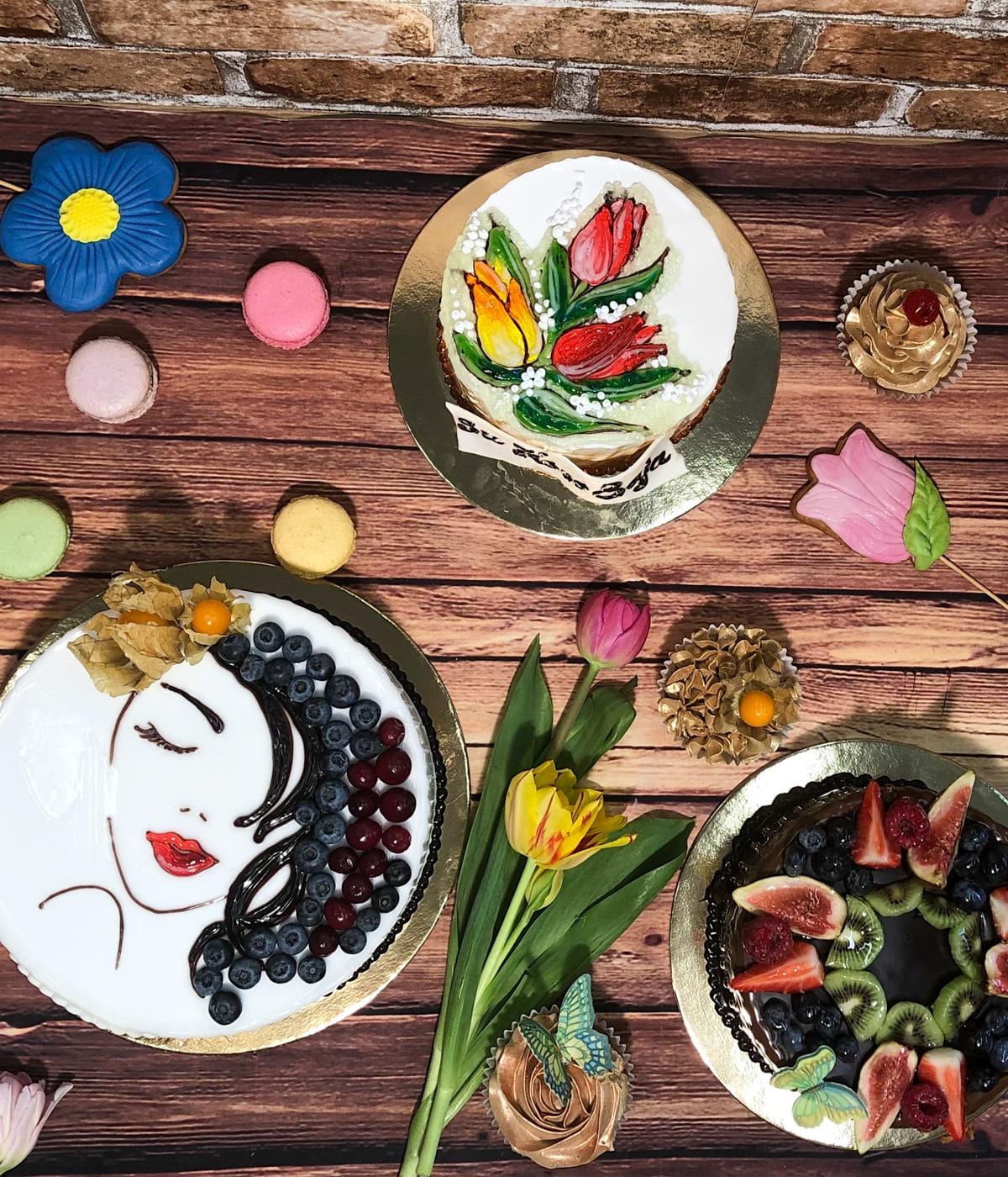 Moters dienos Kovo 8 skanėstai