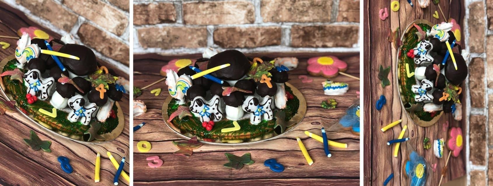Rugsėjo 1, mokyklų šventės tortai