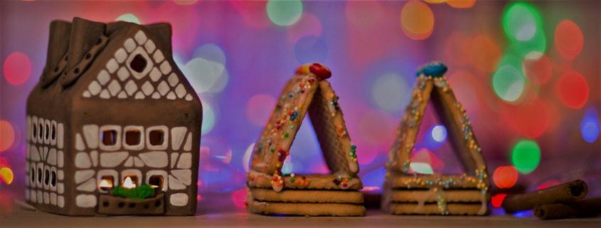 Vaikiški tortai nameliai