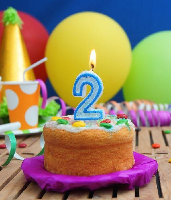 Vaikiški tortai skaičiai