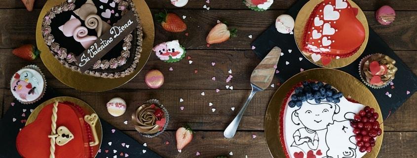 Valentino dienos skanėstai