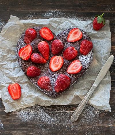 Valentino dienos tortai