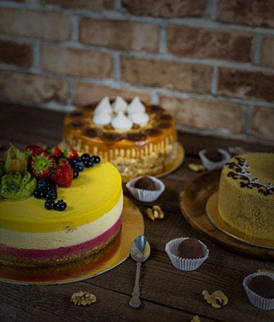 Ypatingi tortai