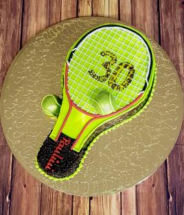 Tortas teniso raketė