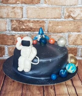 Tortas Astronautas ir planetos