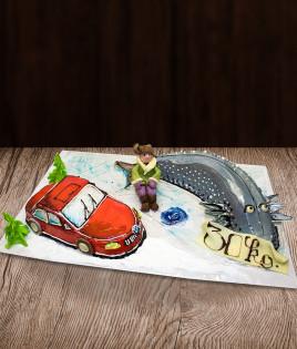 Tortas žvejui
