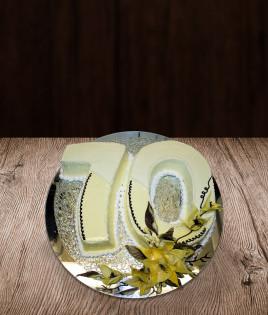 Jubiliejaus tortas septyniasdešimt