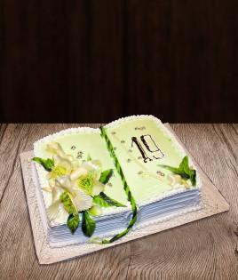 Gimtadienio tortas knyga