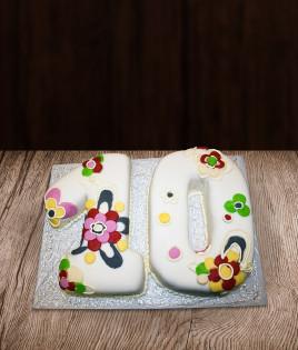 Tortas skaičius dešimt