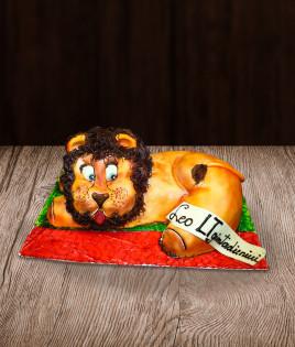 Tortas liūtas