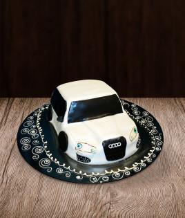 Tortas automobilis Audi