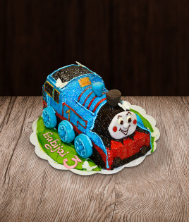 Tortas Tomas ir draugai (Thomas and friends)