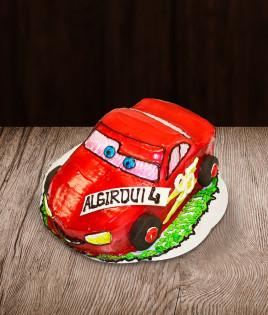 Tortas automobilis Makvynas (McQueen)