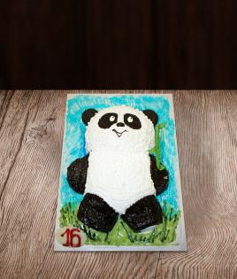 Tortas panda