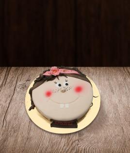Vaikiškas tortas leliukas