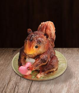 Tortas voverė