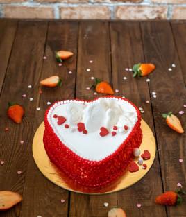 Tortas širdis