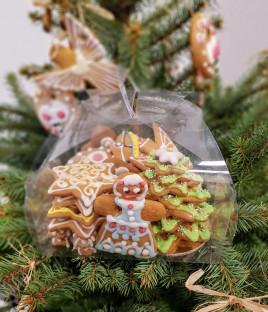 Kalėdinių meduolių rinkinys (didelis)