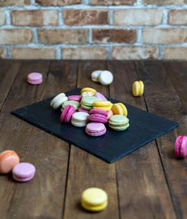 Sausainiai MAKARŪNAI (macarons)
