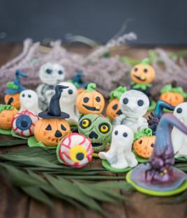 HELOVINO (Halloween) papuošimas