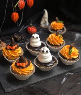 HELOVINO (Halloween) keksiukai
