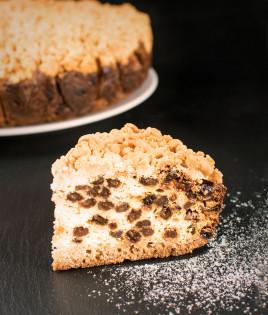 Pyragas su varške ir razinomis