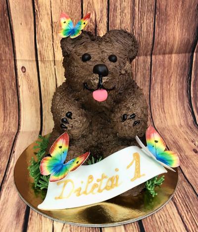 Tortas meškiukas