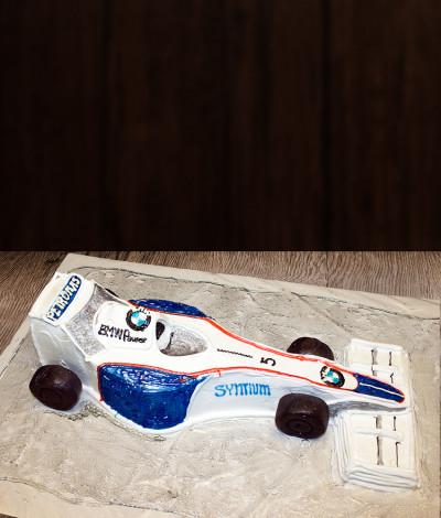 Tortas formulė BMW