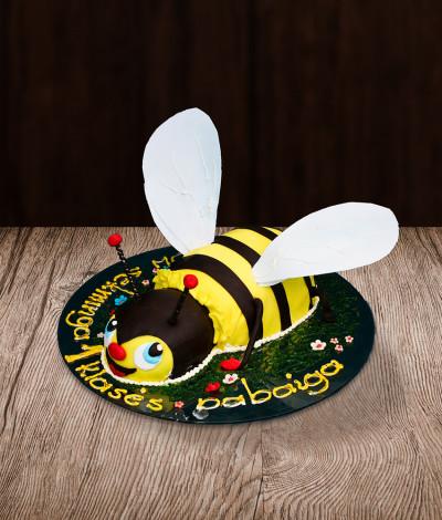 Tortas bitė