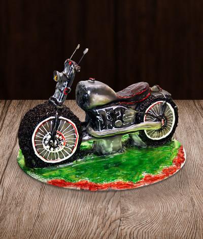 Tortas motociklas