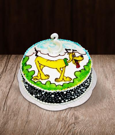 Tortas Pluto