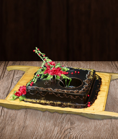Proginis tortas karvojus