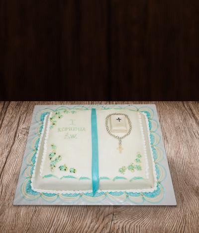 Pirmosios Komunijos tortas