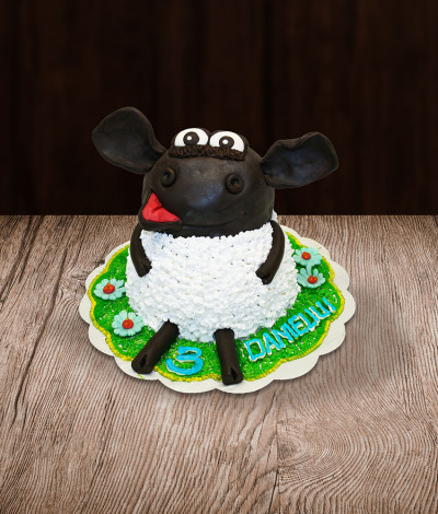 Tortas aviukas Šonas (Shaun the Sheep)