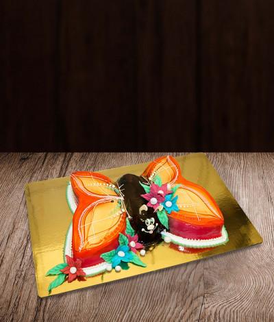 Tortas drugelis