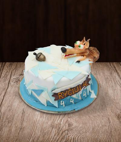 Tortas Ledynmetis (Ice Age)
