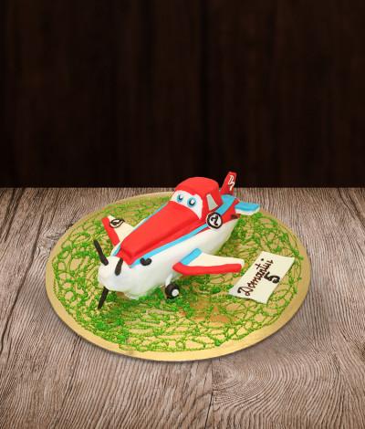 Tortas lėktuvas Dastis (Planes Dusty)