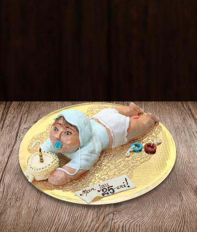 Gimtadienio tortas leliukas
