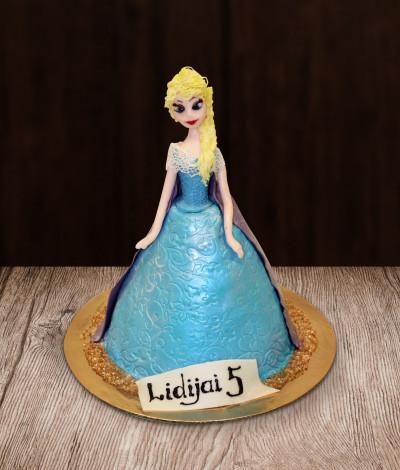 Tortas Frozen Elza