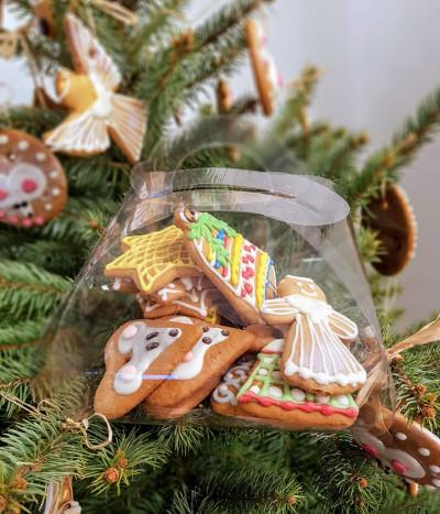 Kalėdinių meduolių rinkinys (mažas)