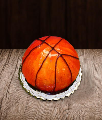 Tortas krepšinio kamuolys