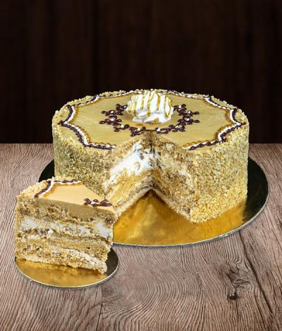 Tortas Morenginis be grūdinių kultūrų