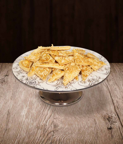 Sausainiai SŪRŪS (su sūriu)