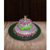 Vaikiškas tortas fėja