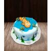 Tortas žuviukas Nemo