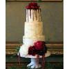 Vestuvinis nuogas tortas (nude, naked)