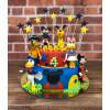 Tortas Mickey Minnie Mouse, Pluto, Donaldas ir draugai